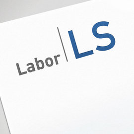 Logo-Re-Design, Kunde: Labor LS SE & Co. KG
